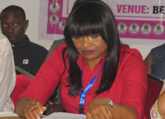 Nigeria Women Football League Boss condemns violence at Match centers