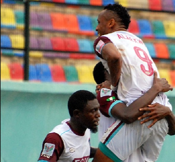 Alaekwe inspires FC Ifeanyiubah to an easy win over Katsina Utd