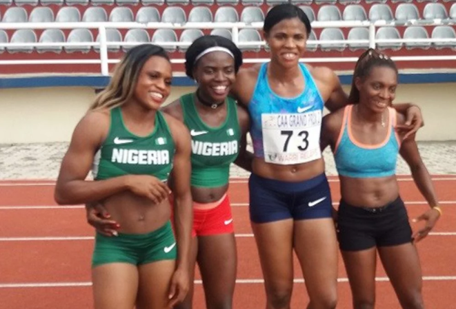 Nwanaga shatters Nigerian Javelin record at Warri Relays and CAA Grand Prix