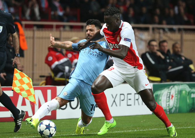 Manchester City agrees £52M deal for AS Monaco's Mendy