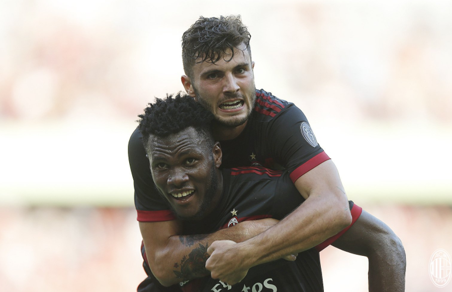 AC Milan shock Bayern Munich in 4-0 pre-season Win