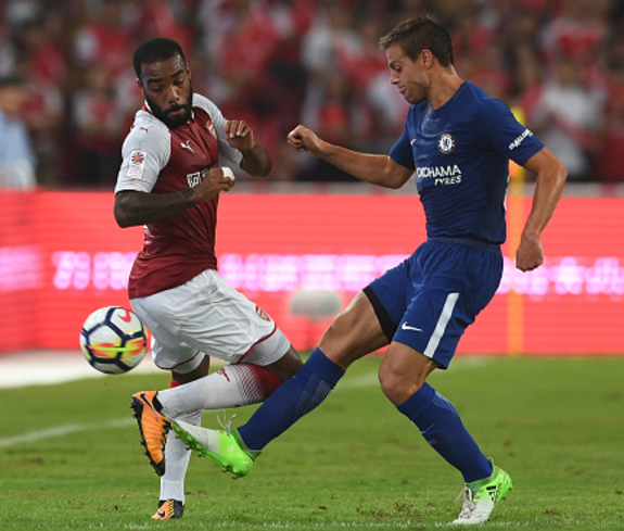 Arsenal Legend predicts Summer buy Lacazette will Struggle