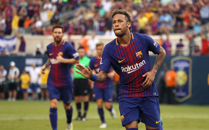 c7635738133 Neymar: How can PSG afford to pay £199M for the Barcelona forward ...