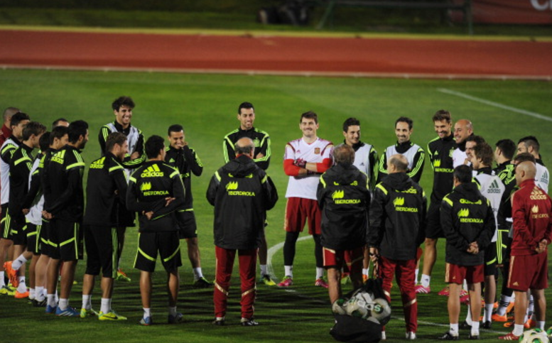 Spain team unhappy at 42 friendlies they were forced to play by Spanish FA