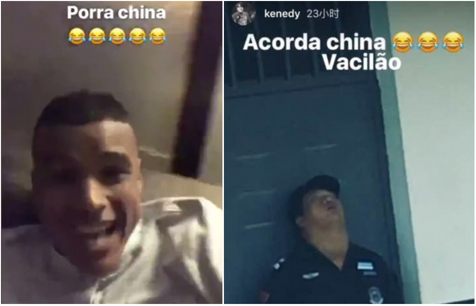 Chelsea winger Kenedy in trouble for offensive social media posts about China