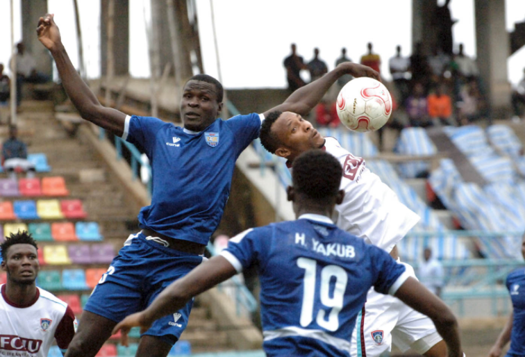 Dogged Gombe Utd hold FC Ifeanyiubah to 2-2 draw in Nnewi