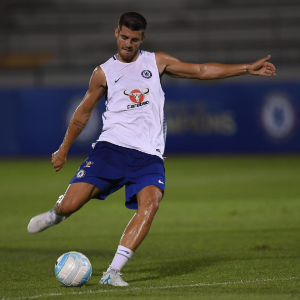 Chelsea issues new signings Morata and co Squad Numbers