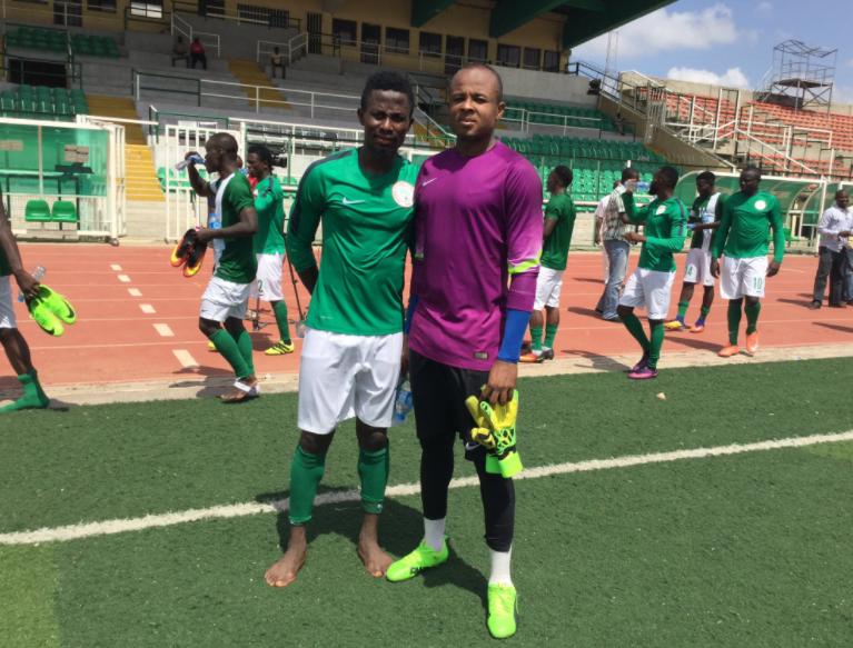 Ikechukwu Ezenwa named Eagles Captain, Chima Akas to deputize
