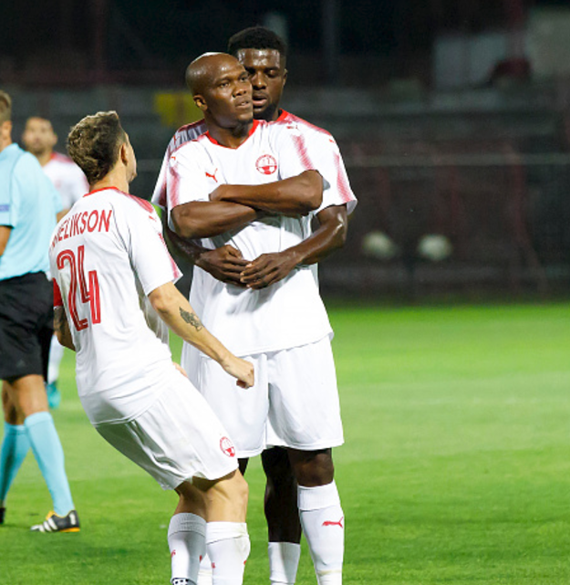 Anthony Nwakaeme Scores Goal number Three in the UCL Qualifiers