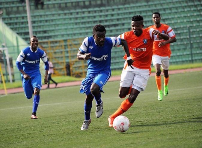 Rivers United 1-1 Akwa United: Maikaba's title Challenge hits snag