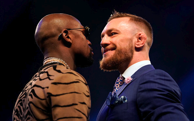 Floyd Mayweather v Conor McGregor: Tickets resale going for ₦47million