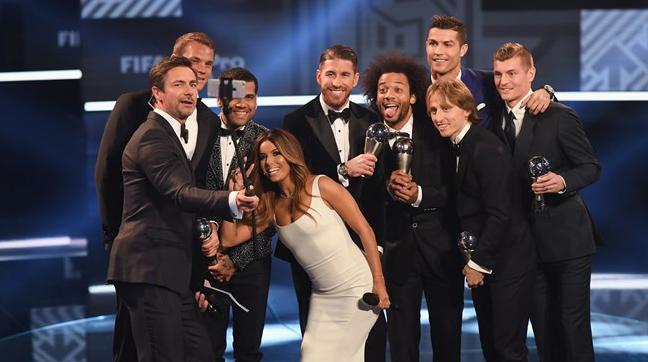 FIFA FIFPro World 11 votes underway