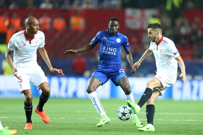 Wilfred Ndidi, Sevilla , Leicester City