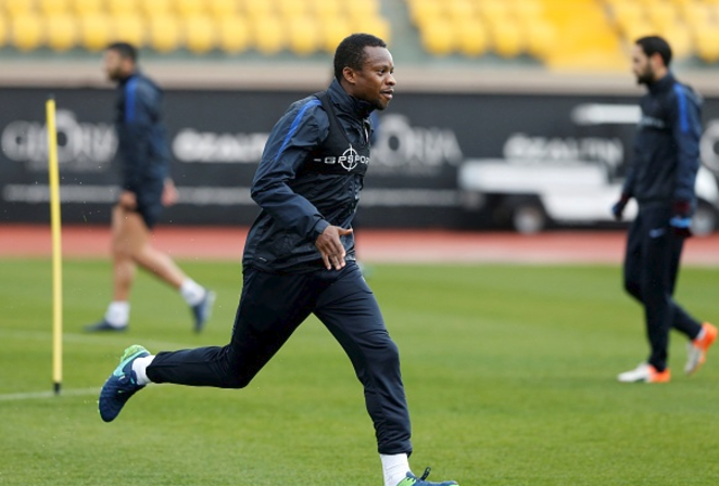 Onazi will play for Trabzonspor – Makinwa