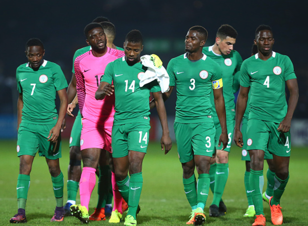 FIFA Ranking: South Africa's win against Nigeria inflicts more pain