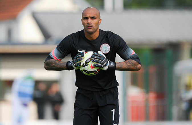 Retired Goalie Carl Ikeme to team up with Nigeria after Seychelles clash
