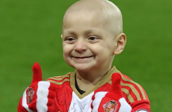 Adorable Sunderland Mascot, Bradley Lowery is dead