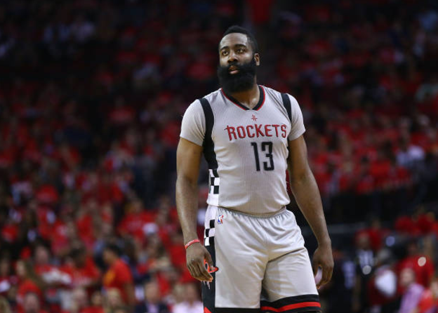 Houston Rockets James Harden's $228m contract is 'Richest in NBA History'