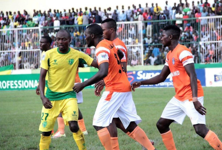 Plateau United cruise to 3-0 win against 10-man Akwa United