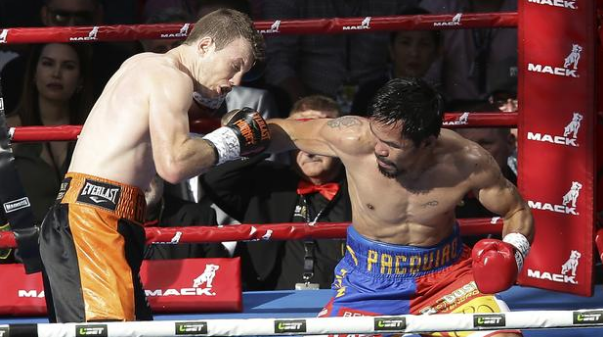 Manny Pacquiao lost to Horn but Commentator slams Judges