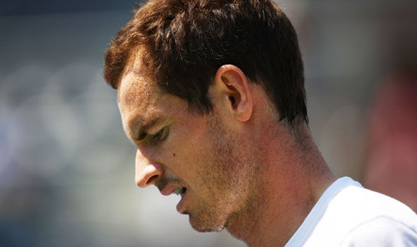 Andy Murray forced out of US Open with hip injury and might not play until 2018