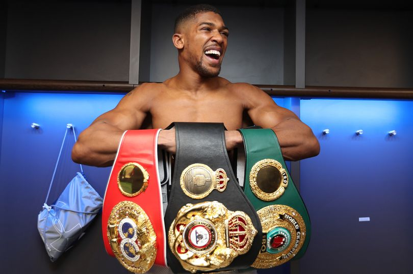 3ba259979 Anthony Joshua to face Kubrat Pulev on October 28 to defend IBF heavyweight  title