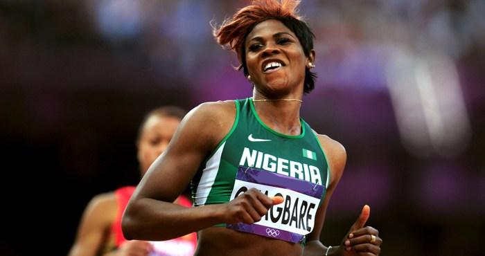 Okagbare is Nigeria's hope at IAAF