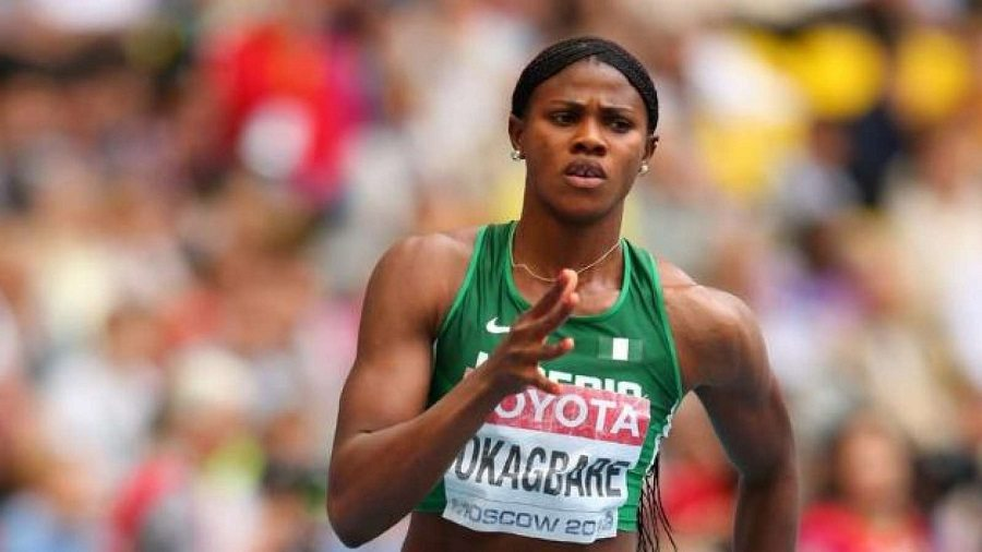 All Eyes On Okagbare As IAAF Worlds Start In London