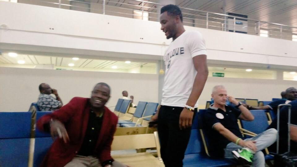 Mikel Obi, John Ogu arrive Super Eagles Uyo Camp, but Moses out of DR Congo Friendly