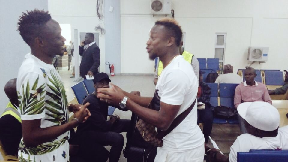 Super Eagles Senior Players Mikel, Onazi, Echiejile Jets Off To Uyo
