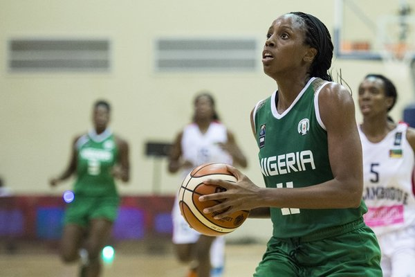 2018 FIBA World Cup: NBBF confirms D'Tigress call-up for Atlanta camp