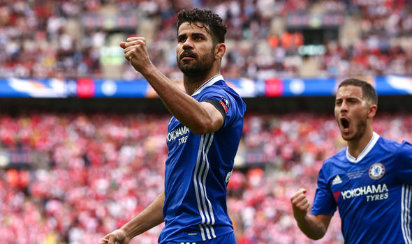 Chelsea lay down the law on Diego Costa as star goes AWOL: Come back to training