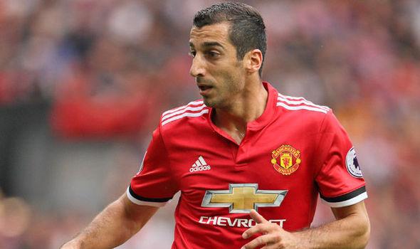 Henrikh Mkhitaryan hails Manchester United's £145m signings