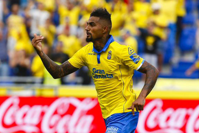Ghana's Kevin-Prince Boateng terminates contract with Las Palmas on 'personal reasons'