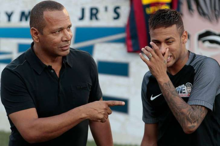 Neymar seek his father's 'support' in an unfeigned message after disclosing his dad was against his move to Paris