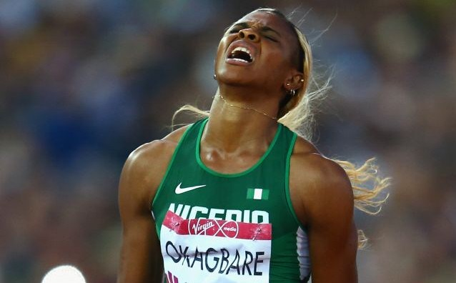 IAAF: Blessing Okagbare fails to qualify for 100m finals
