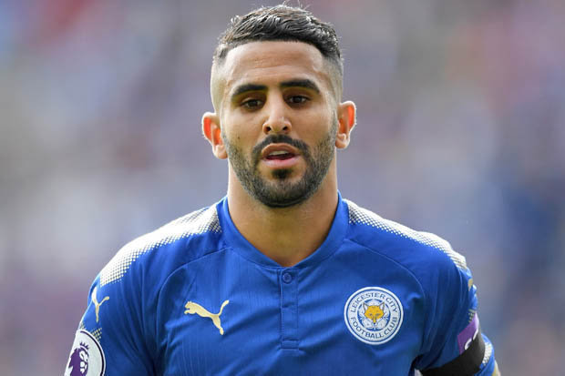 Arsenal not in the running to sign Riyad Mahrez on deadline day as Tottenham and Chelsea hold talks