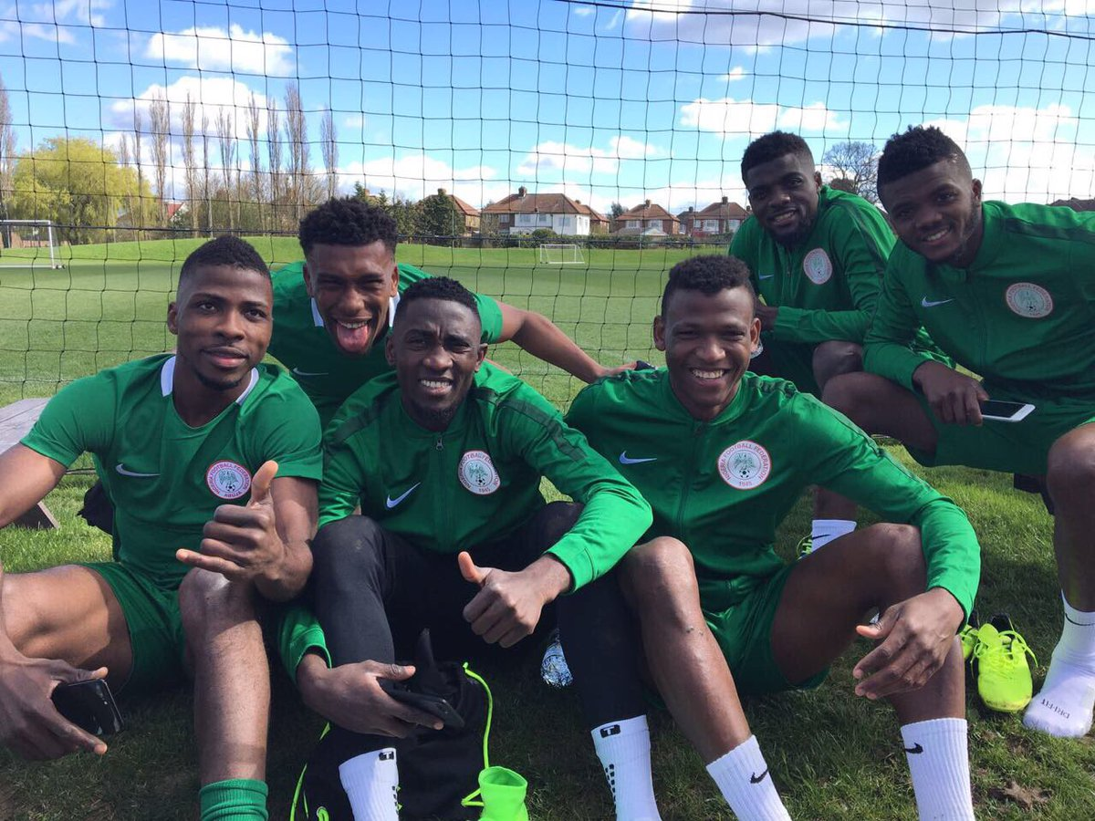 World Cup Qualifiers: We'll Match Cameroon Strength for Strength – NFF