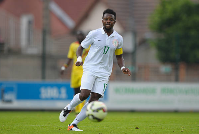 Nigeria's back to back AFCON absence could cost Onazi Birmingham deal