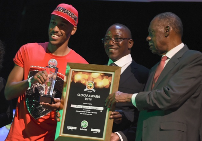 Pierre-Emerick Aubameyang, Omagbemi Only African Recognized for The Best