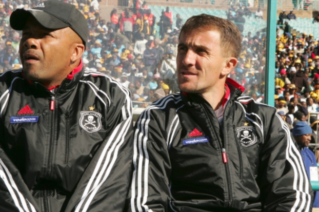 He's back with a great record! Orlando Pirates Announce Micho as new Coach