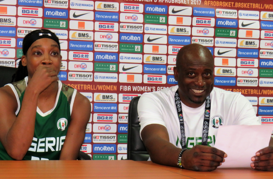 2017 Women's AfroBasket: We're Scrappy, but We'll Play Hard – Sam Vincent