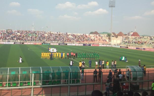 Ikechukwu Ezenwa's Heroics delivers Nigeria CHAN 2018 Ticket