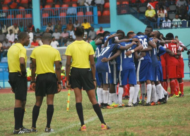 Rivers Utd 2-1 Enyimba FC: Aba Elephants grounded in Port Harcourt