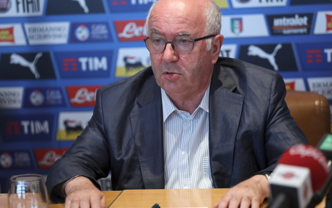 Italian FA Boss Hails VAR debut in Serie A, Proposes 18-team League Format