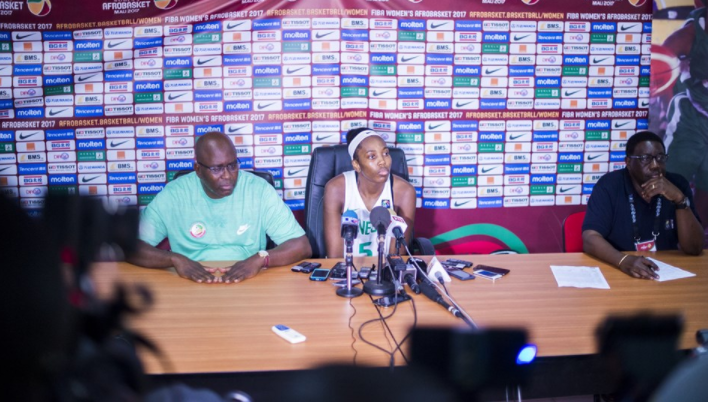 Women's AfroBasket 2017: We are favorites for the Championship – Sam Vincent