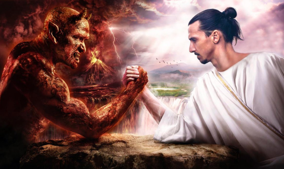 I United It: Zlatan Ibrahimovic re-signs for Man United