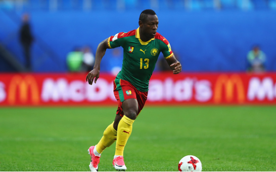 2018 FIFA WCQ: Cameroon Star Bassogog declares 'Nigeria must Fall'