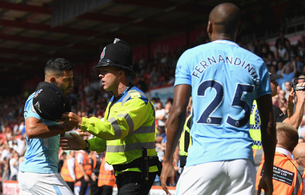Aguero Off the Hook after Cherries refuse to file Assault charges