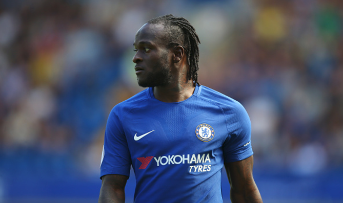 Victor Moses shines again for Chelsea